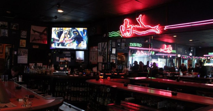 Macs Club Deuce Bar South Beach © Phillip Pessar | Flickr