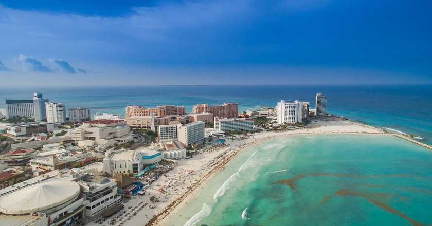 You Can Now Get Paid $10,000 a Month to Explore Sunny Cancun