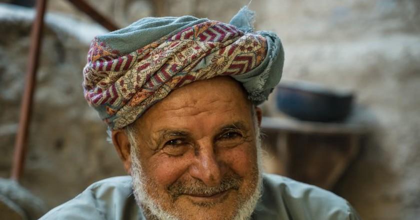 Omani Old Man   © Mark Fischer /Flickr