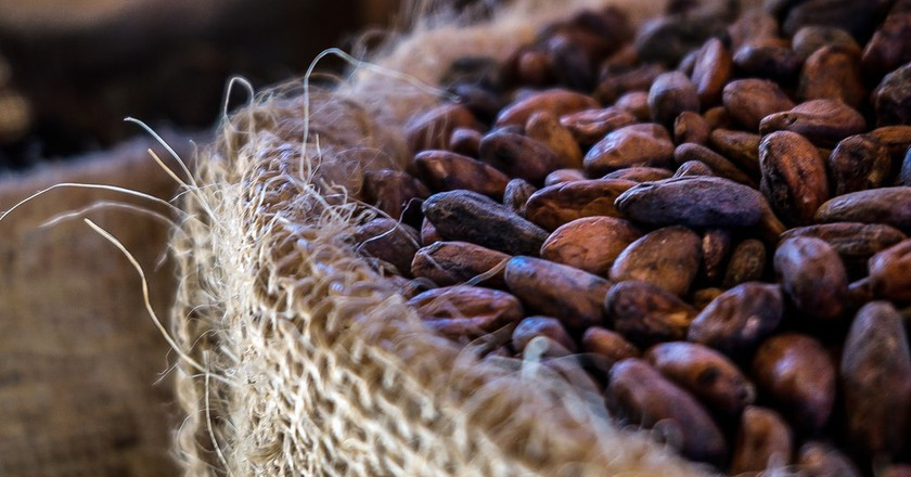 Cacao | © Giulian Frisoni / Flickr