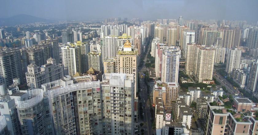Guangzhou | © Dan Nevill / Flickr