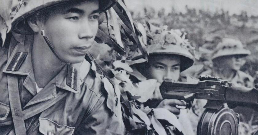 North Vietnamese Soldiers | © manhhai/Flickr