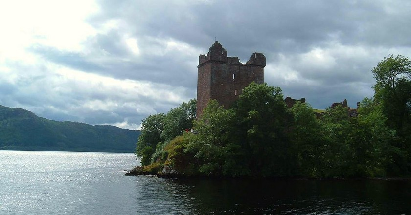 Scotland   © Dave Conner /Flickr