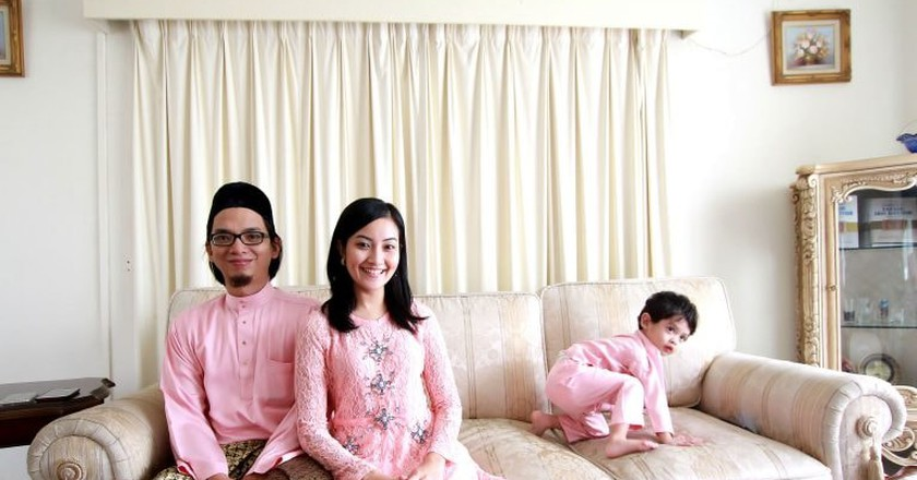 Indonesia traditional dress | © Phalinn Ooi/Flickr