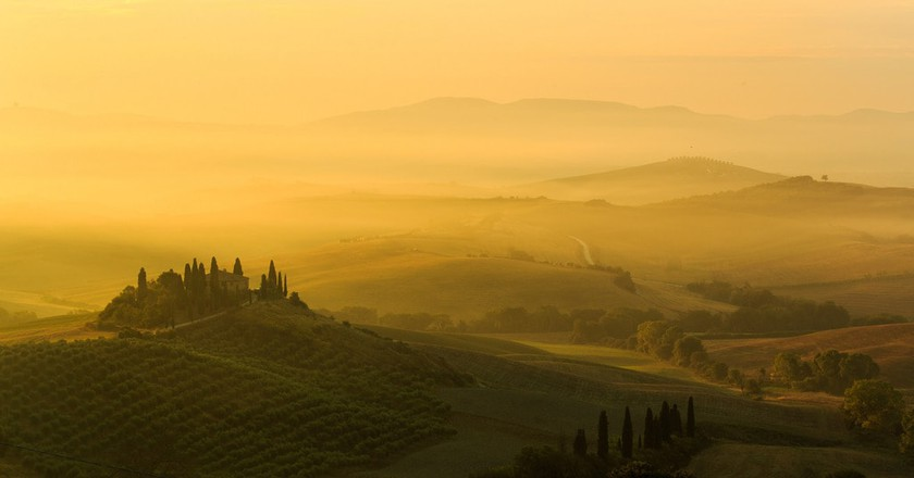 How to Spend the Perfect Weekend in Val D'Orcia, Italy