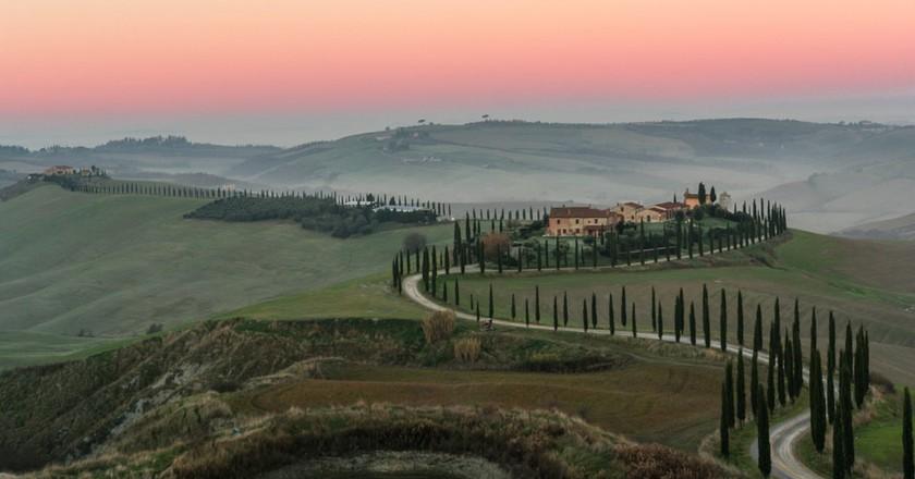 Tuscan Panorama|©Antonio Cinotti/Flickr