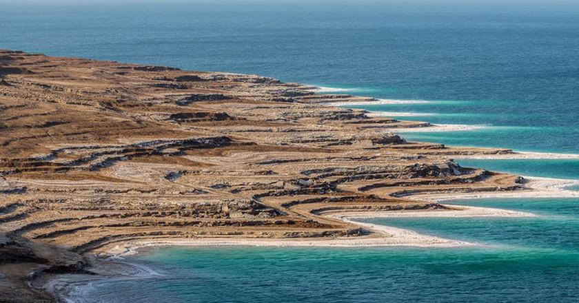The Dead Sea   © Phil Norton / Flickr
