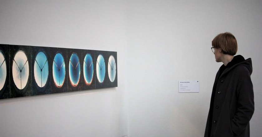 Art exhibit in Taidehalli, Helsinki | © Ilkka Jukarainen / Flickr