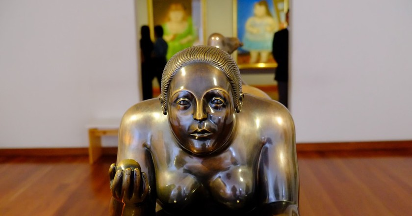 The Botero Museum | © Reg Natarajan / Flickr