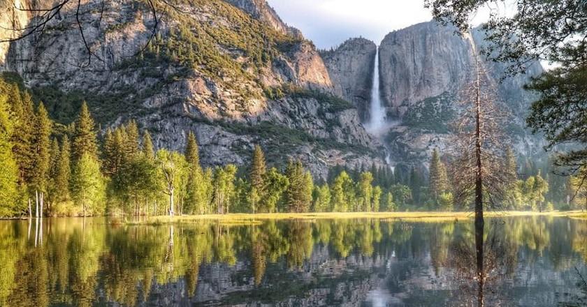 Yosemite in the spring | © Kieron Norfield / Flickr