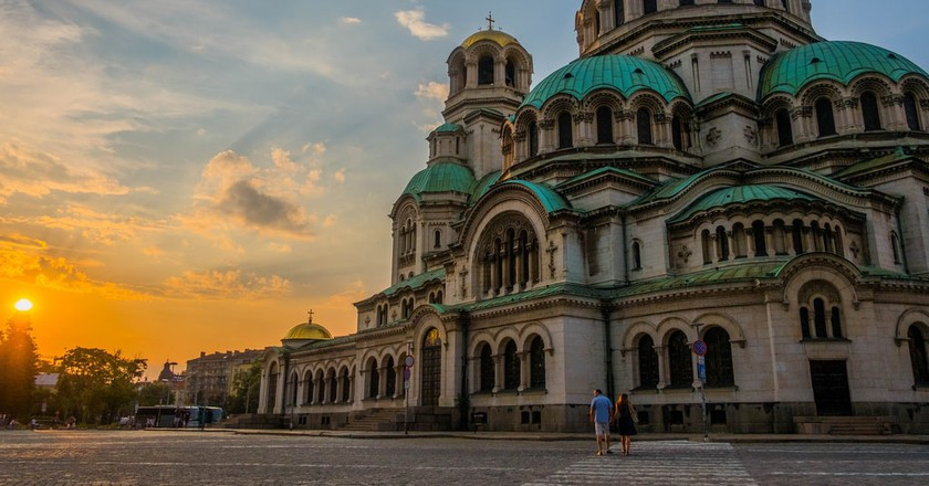 A Brief History of the Alexander Nevsky Cathedral in Sofia