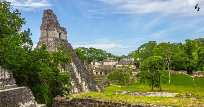 Tikal   © Hugo Zea / Flickr