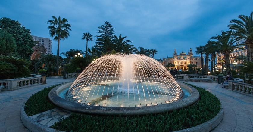 Monte Carlo Casino | © Casal Partiu/Flickr