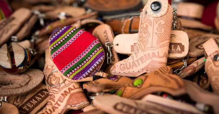 Guatemala souvenirs © wuestenigel / Flickr