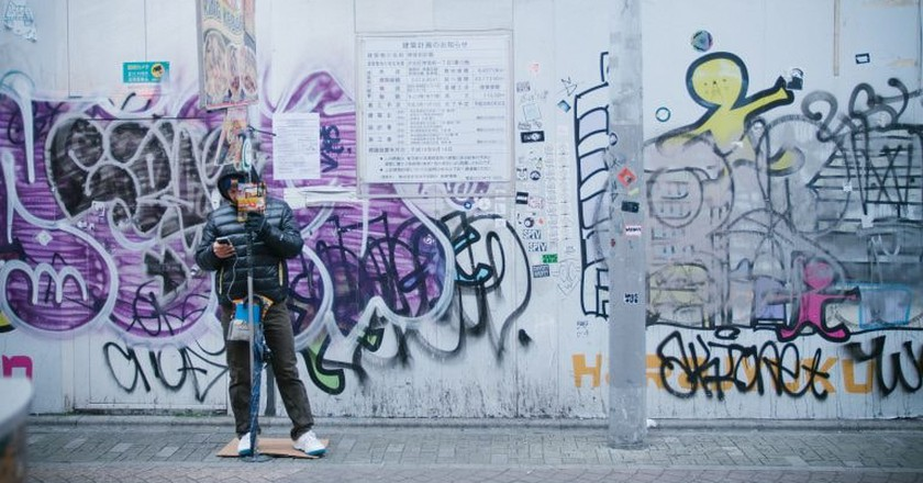 Harajuku-Omotesando is a hotspot for Tokyo youth culture | © Dick Thomas Johnson / Flickr