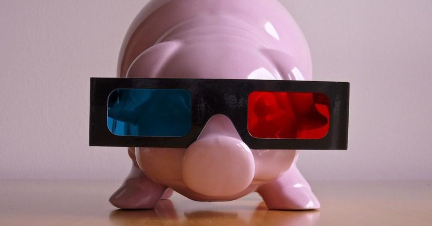 3D glasses   © sardenacarlo/Pixabay