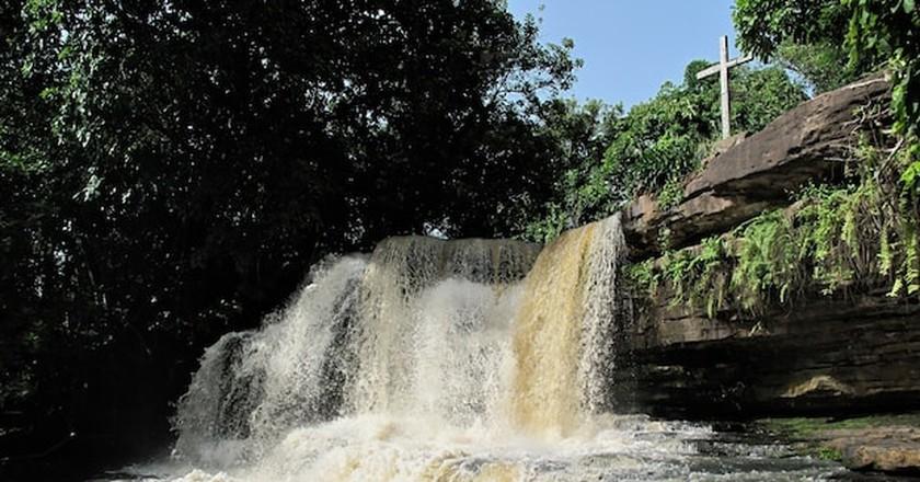 Kintampo Falls | © Greg Neate / Flickr