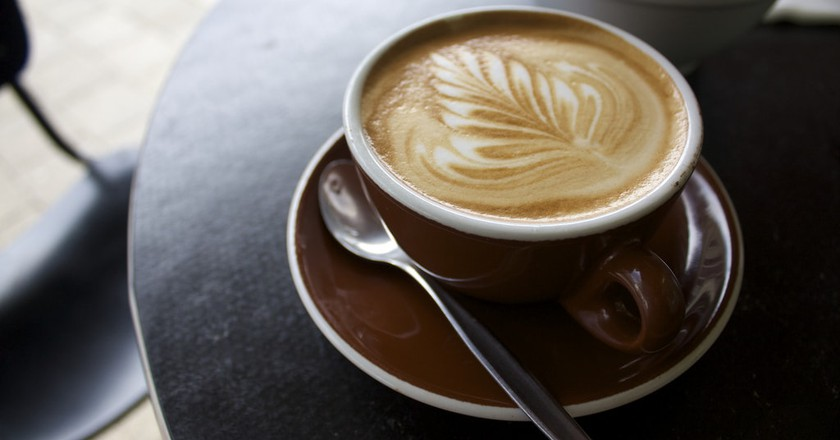 A coffee | © Russell James Smith / Flickr
