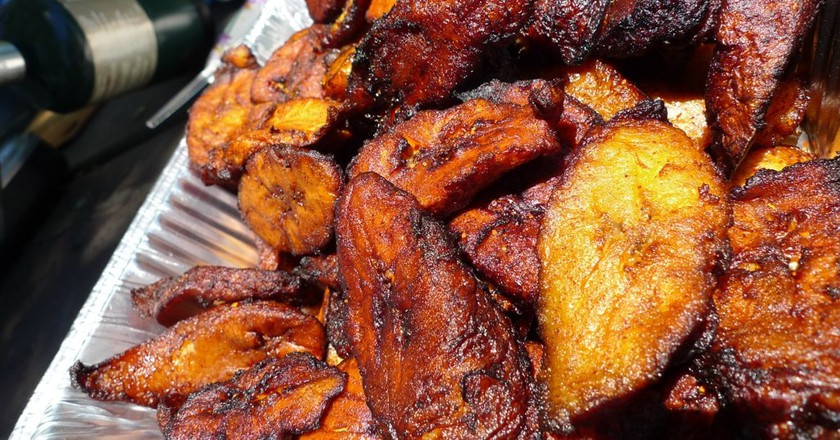 Fried Plantains | ©Arnold Gatilao/Flickr