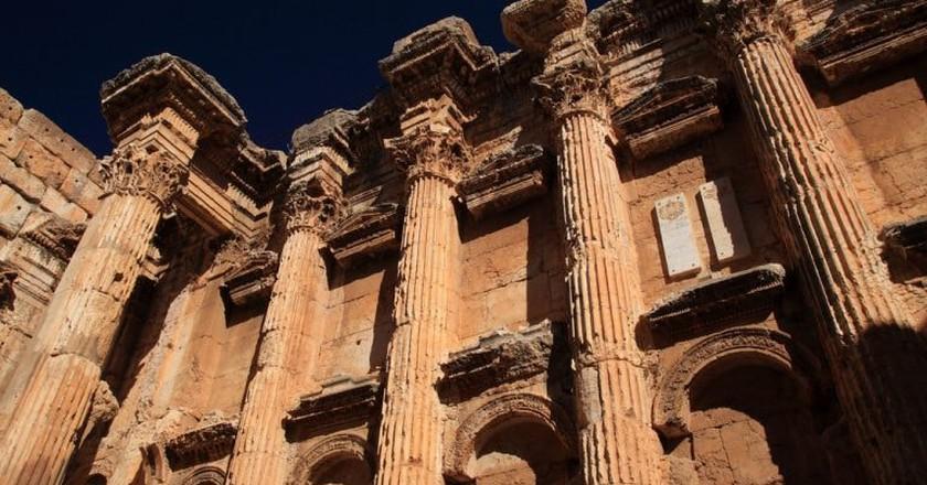Temple of Bacchus | © yeowatzup/Flickr