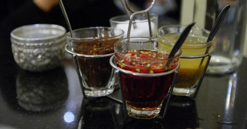 Typical Thai condiments | ©Alpha/Flickr