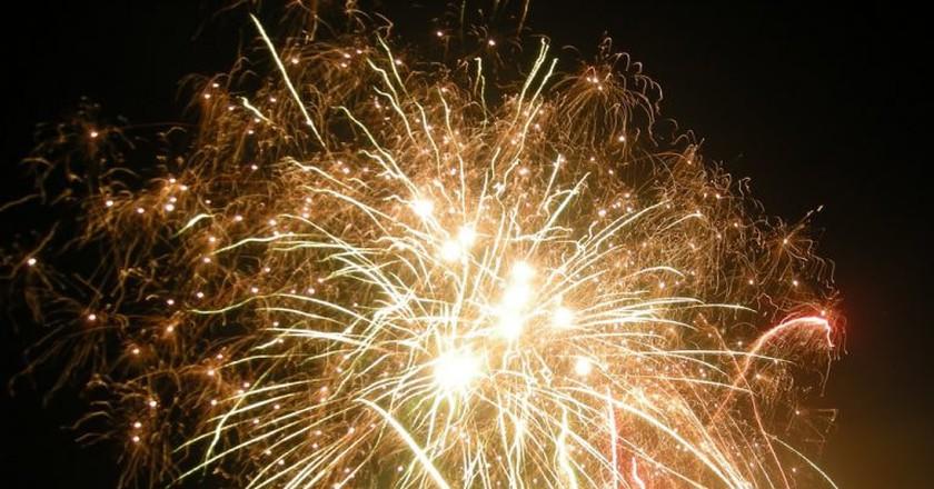 Fireworks|©Jorgen Kesseler/Flickr