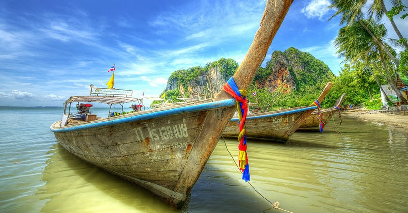 Krabi | © Mike Behnken/Flickr