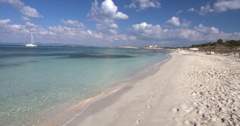 Formentera beach | © yashima / Flickr