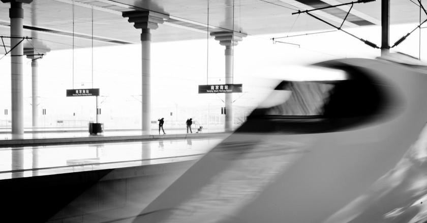 CRH / 和谐号 © Tauno Tõhk / 陶诺 /Flickr