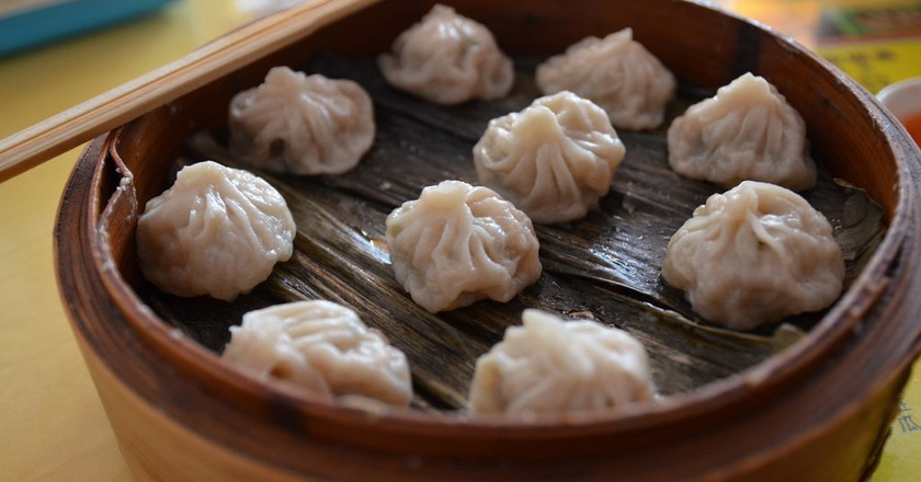 Piping Hot Xiao Long Bao