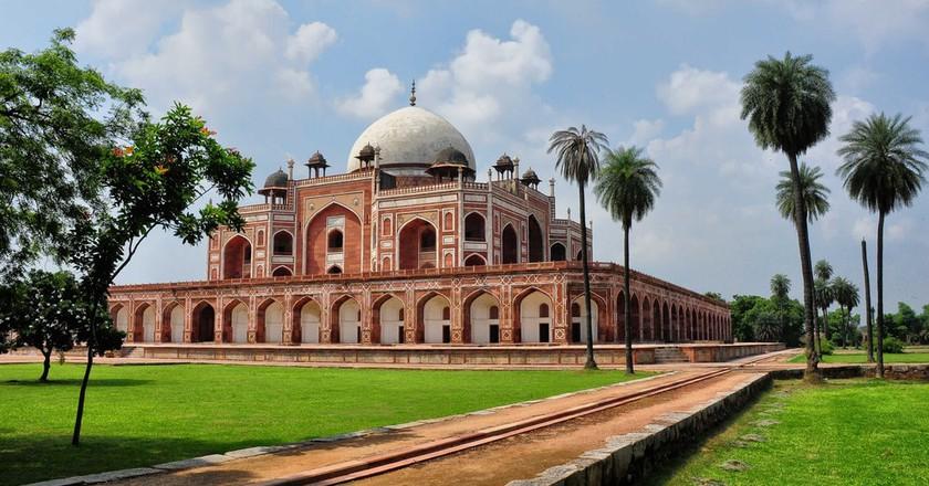 Humayun's Tomb, Delhi | © Rod Waddington / Flickr