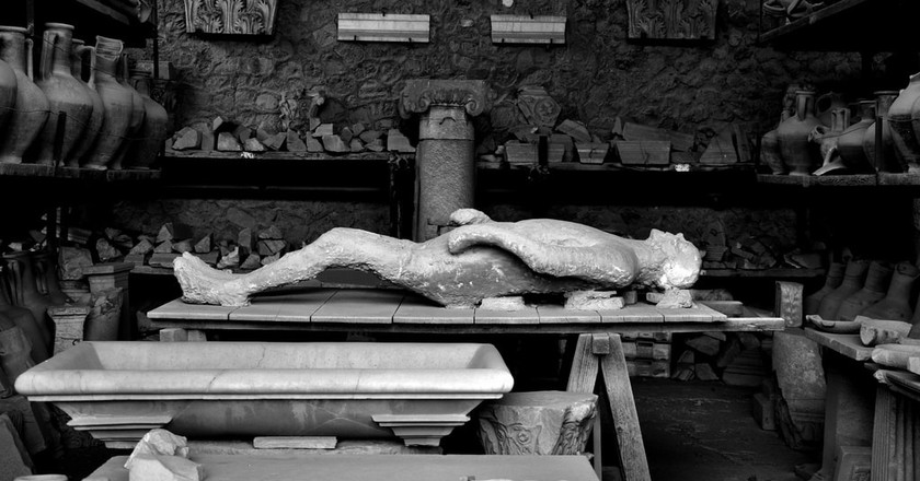 According to Science, Everyone Might Have Got the Pompeii Masturbator Wrong