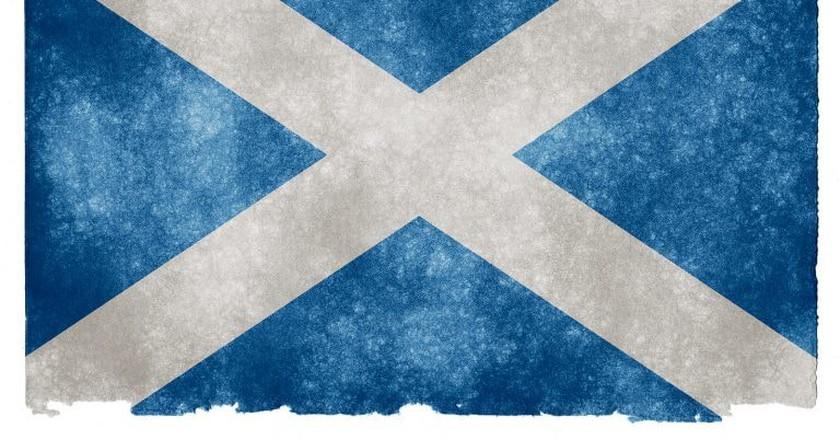 Scotland Grunge Flag   © Nicholas Raymond/Flickr