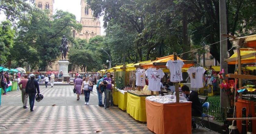 San Alejo market in Medellin | © Iván Erre Jota / Flickr