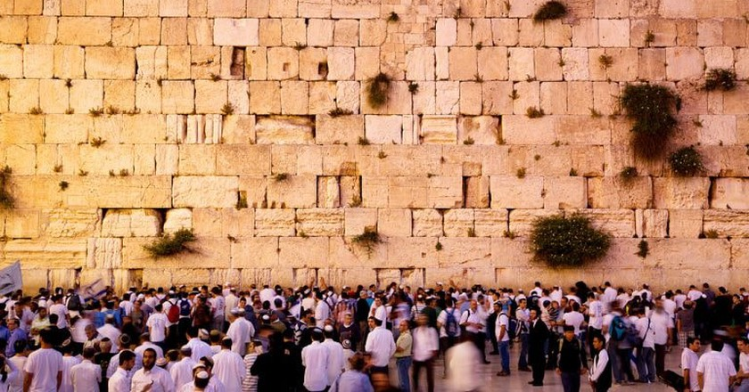 Western Wall, Jerusalem | © israeltourism / Flickr