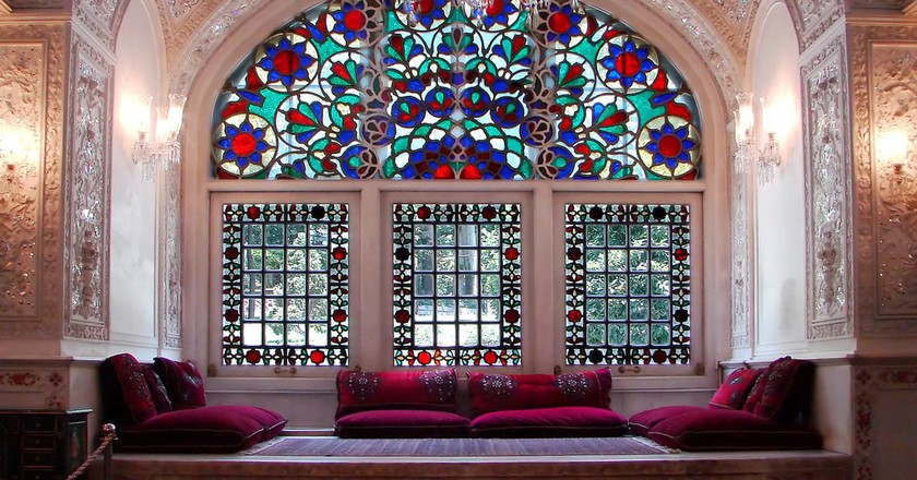Saheb Gharanieh in Niavaran Palace | © Hamed Saber / Flickr