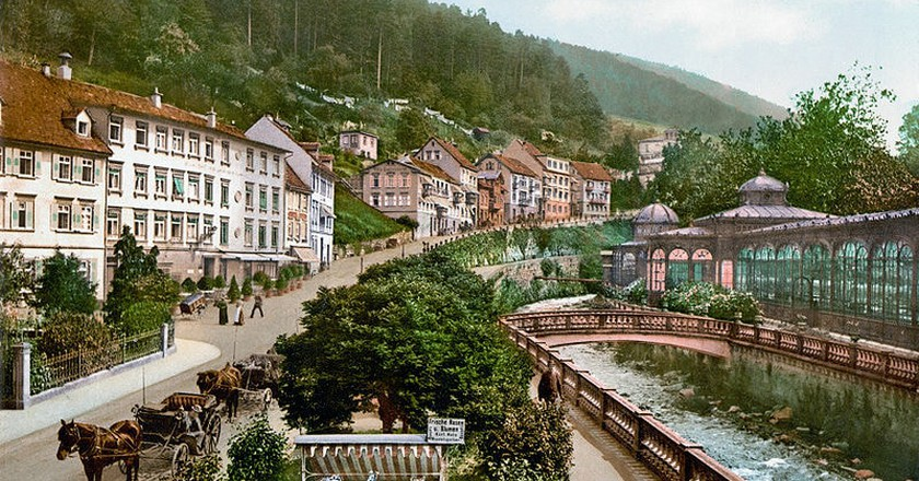 Bad Wildbad | © Library of Congress, Prints and Photographs Division, Photochrom Prints Collection / WikiCommons