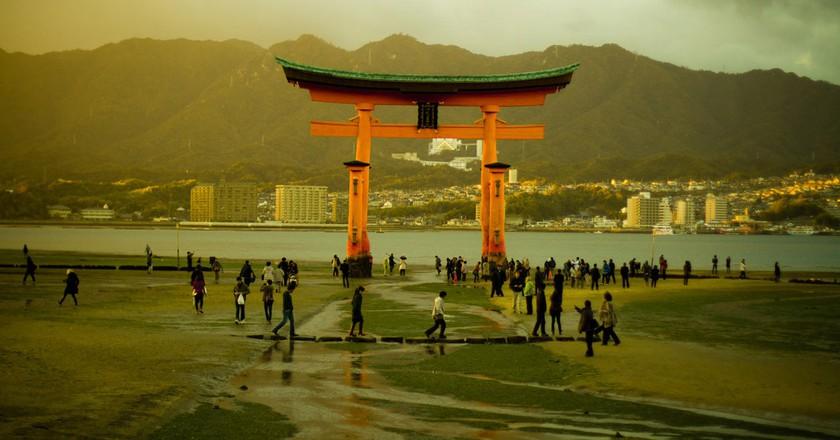 Itsukushima Shrine | © Freedom II Andres/ Flickr