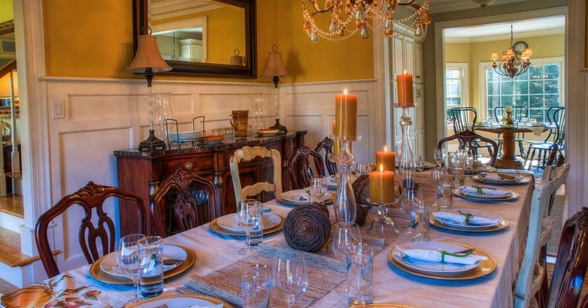 Set for dinner | © Dave Dugdale/flickr
