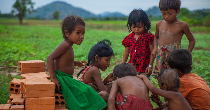 Children playing, Cambodia   © Sodanie Chea/Flickr