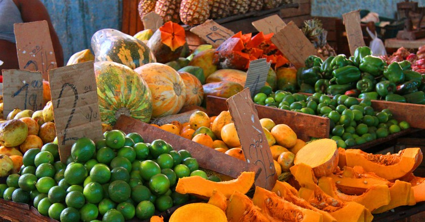 Market in Havana   © Guillaume Baviere / Flickr
