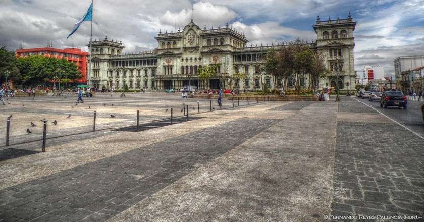The Most Impressive Buildings in Guatemala City