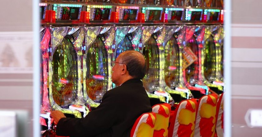 Playing the machines | © Antti T. Nissinen/ Flickr