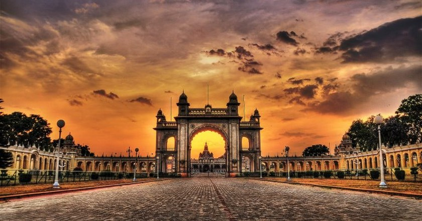 Mysore Palace | © Spiros Vathis / Flickr