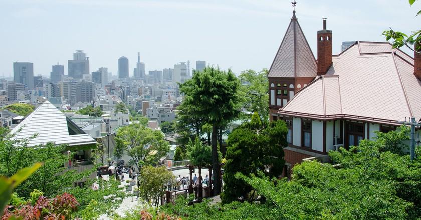 Kitano District | cotaro70s/Flickr