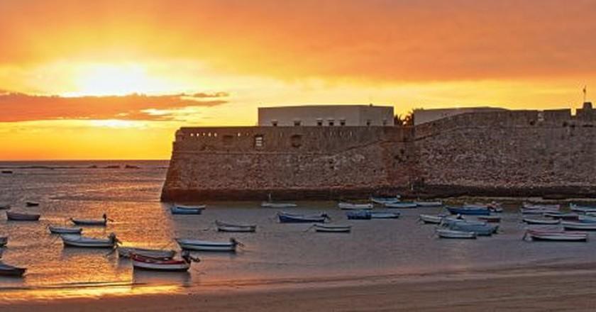 Playa La Caleta, Cadiz | casado.carlos / Flickr