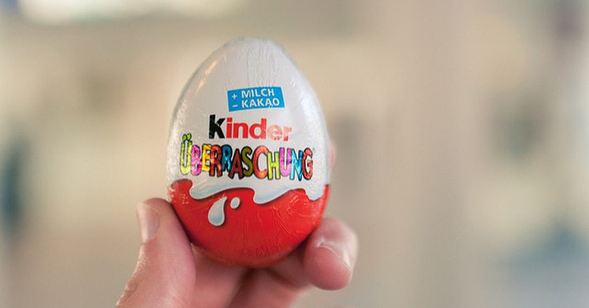 Get Egg-cited, You Can Now Buy Kinder Eggs in America - or Can You?