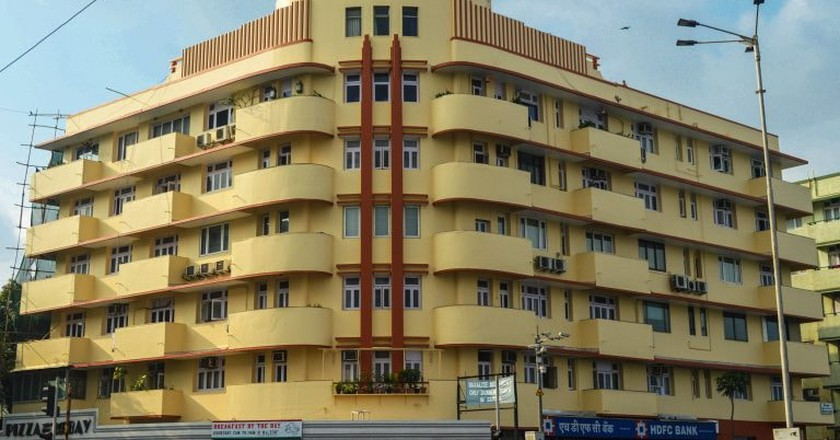 Mumbai's architectural landscape is rich with Art Deco style buildings | © Courtesy of artdecomumbai.com
