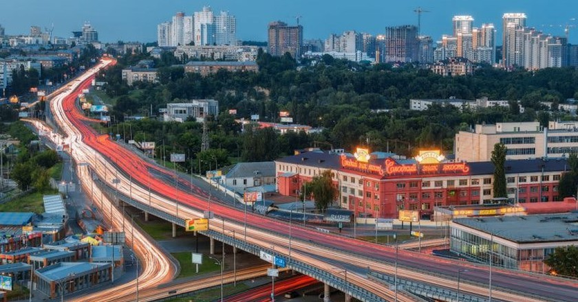 Kiev | © Naumenkophotographer/WikiCommons