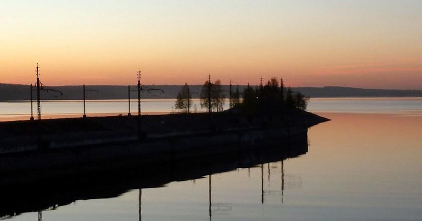 Kama hydroelectric power plant in Perm | © Nikolai Maksimovich / WikiCommons